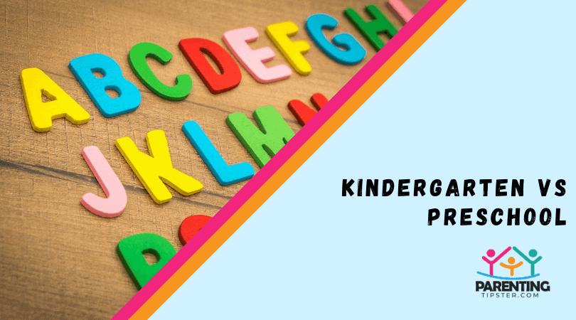 Kindergarden vs Preschool
