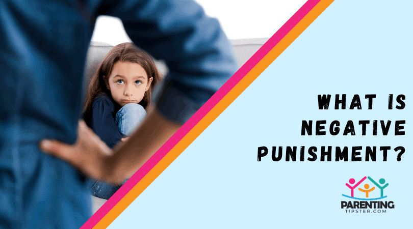 What is Negative Punishment?