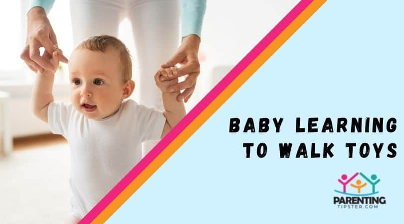 Baby Learning To Walk Toys